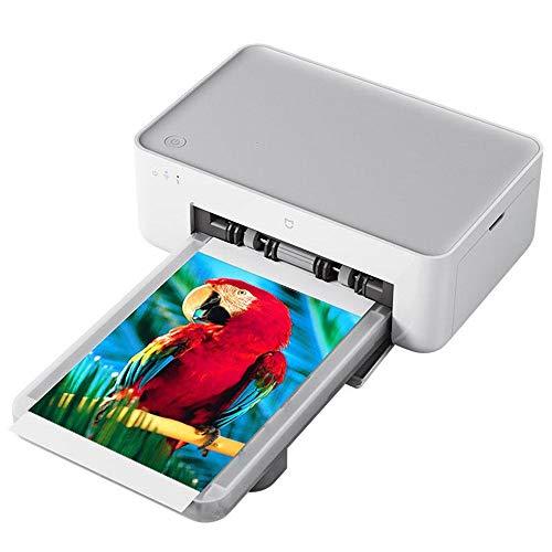 MICEROSHE Impresora fotográfica portátil...