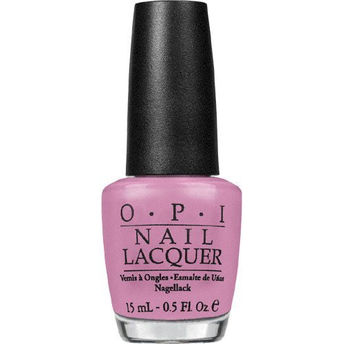 OPI Nail Lacquer, Lucky Lucky Lavender, 0.5 Ounce by Opi (English Manual)