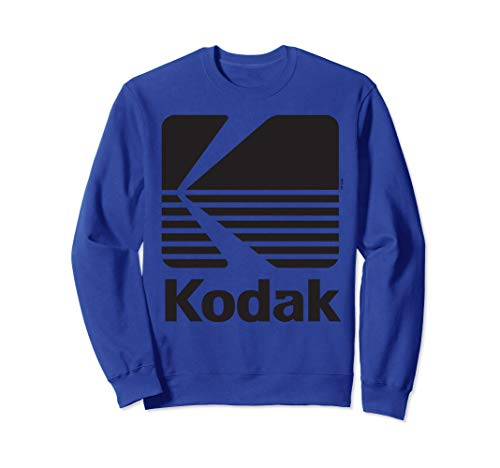 Official Retro Kodak Logo Sweatshirt, Unisex, S to 2XL
