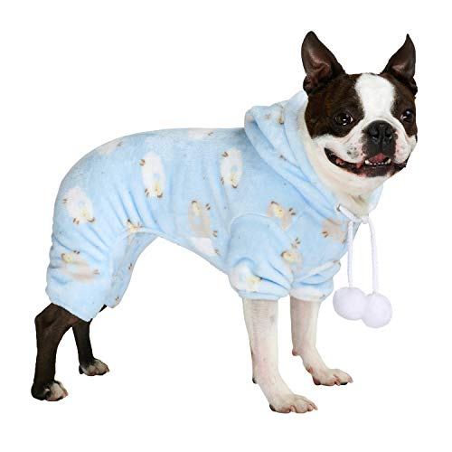 UrbanPup Baby Blue Counting Sheep Combinaison