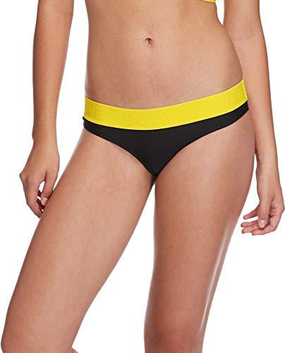 Body Glove Damen Lola Low Rise Cheeky Bikini Bottom Swimsuit Bikinihose, Bombshell, Small