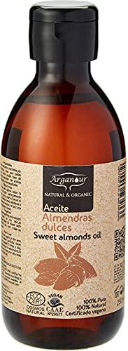 Arganour Sweet Almond 100% Puro Aceite Corporal - 250 ml