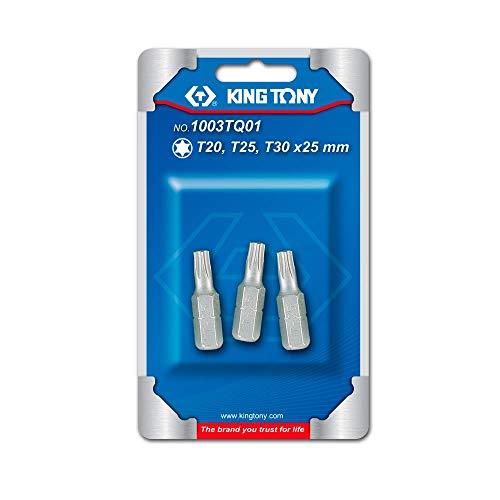 KT Pro Tools 14332002 Torx Precision Screwdriver King Tony