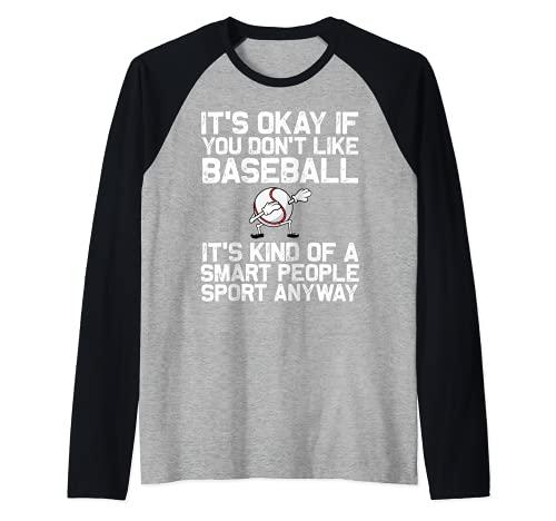 Cool Baseball For Men Women Pitcher Bat Ball Softball Sports Raglan Baseball Tee