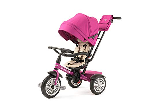 Bentley Toddler Stroller / Trike (Fuchsia Pink)