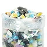ROKDUK Bean Bag Filler 5 lbs Shredded Memory Foam Filling Refill for Bing Bag Chair Stuffing Pillow Dog Beds Cushions Stuffed Animals and Arts Crafts Odorless, Added Gel Particles, Multi-Color
