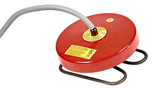 API Stock Tank Water Heater and Deicer Floating De-Icer, 1500 Watt (Item No. 7521)
