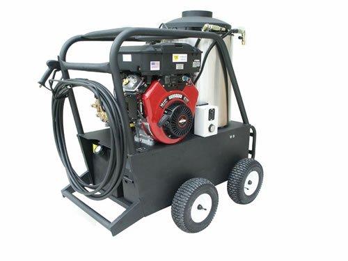 diesel powered pressure washers Cam Spray 4040QB Q Series Portable Diesel Fired Gas Powered Hot Water Pressure Washer, 4000 psi, 50' Hose