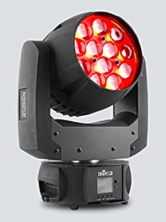 Chauvet Intimidator Wash Zoom 450 IRC Moving Head 15W LED RGBW Stage Light (Certified Refurbished)