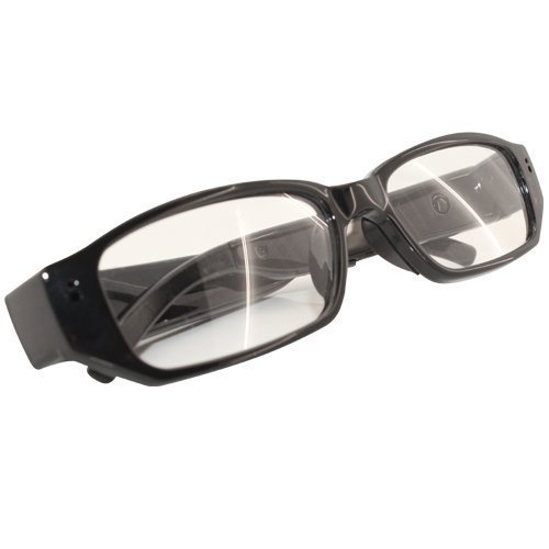 Spy 360 Reading Glasses Camera with HD Quality While Recording No Light Flashes.16 GB Memory Supportable.