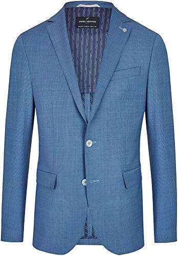 Daniel Hechter Herren Jacket NOS MOD DH2O Blazer, Blau (Royal Blue 650), (Herstellergröße: 28)