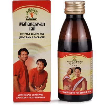 1 huile de Mahanarayan Dabur (200 ml) -...