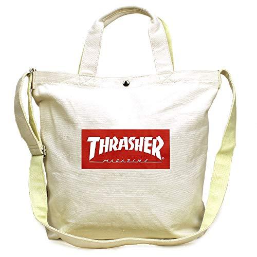 [THRASHER(スラッシャー)] ショルダートートバッグ トートバッグ ショルダーバッグ 2WAY TH-82 THC-803 ア...