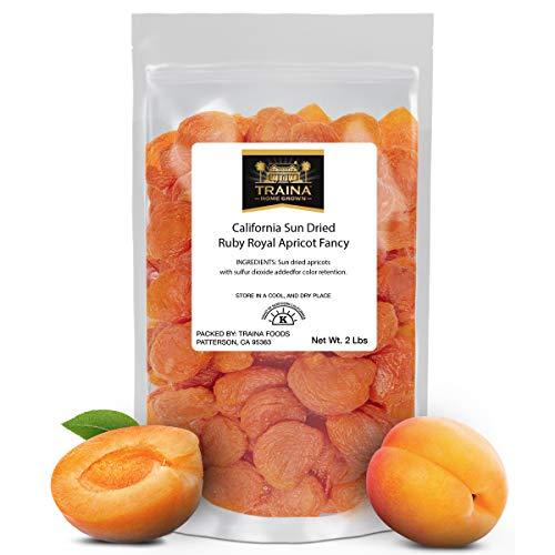 Sun Dried Apricots