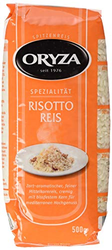 Oryza Risotto Reis, lose (1 x 500 g Packung)