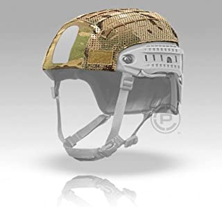 Crye Precision Multicam Cutout Helmet Cover Large