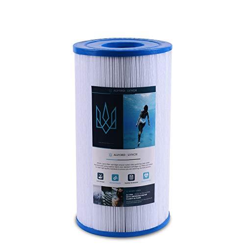 Alford & Lynch Spa & Whirlpool Filter für Pleatco PRB35-IN Unicel C-4335 FC-2385, 35 qm, Pentair R173431, Waterway 817-3501, Dynamic 03FIL1300, 5 x 9 Spa Filter (1)