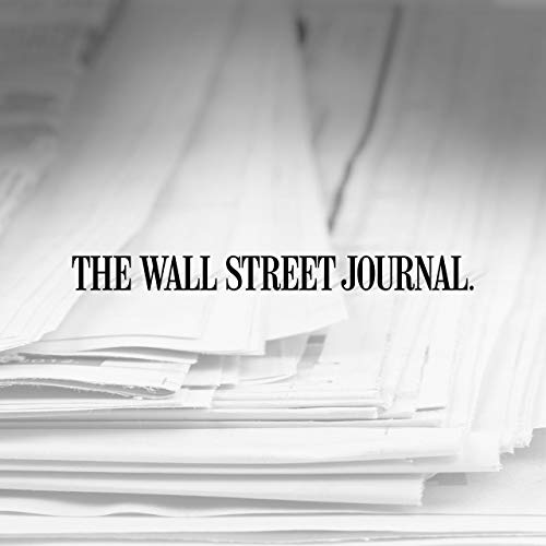 The Wall Street Journal audiobook cover art