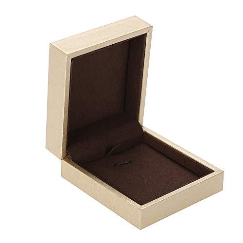 Lade Sieraden Opbergdoos Geschenkaccessoire Juwelenverpakking voor huwelijkscadeau (kettingdoos)