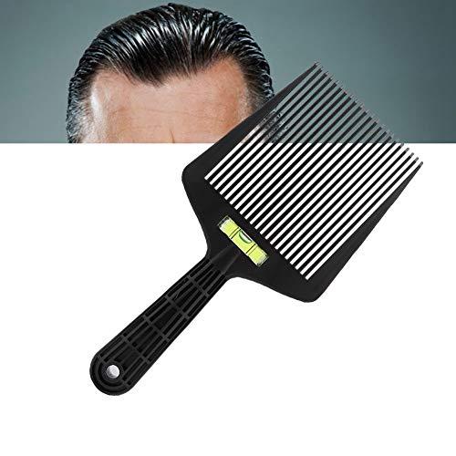 Peine de pelo de doble extremo para hombre con sistema de nivelación de agua preciso