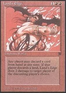 Magic: the Gathering - Land's Edge - Legends