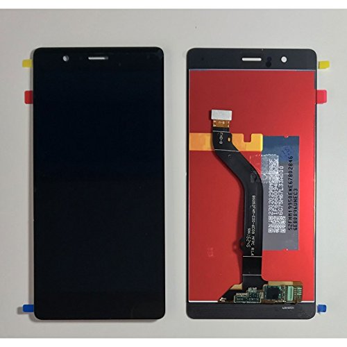 Pantalla Táctil De Cristal + Pantalla LCD para Huawei P9 Lite Negro Vns L-31