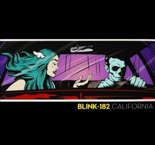 BLINK 182 - CALIFORNIA (DLX) (1 CD)