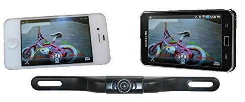 4UCAM WiFi Backup Camera for iPhone/iPad and Android