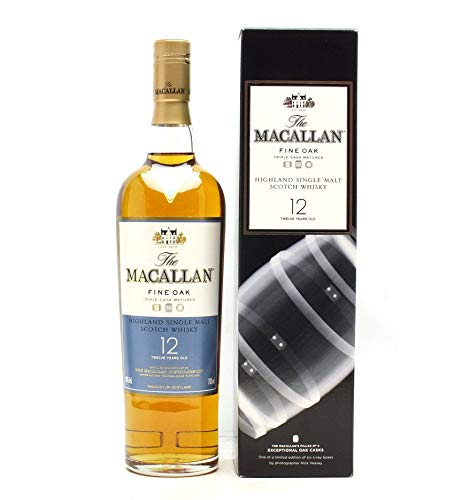Macallan Triple Cask 12 Jahre 40.0% 0,7l