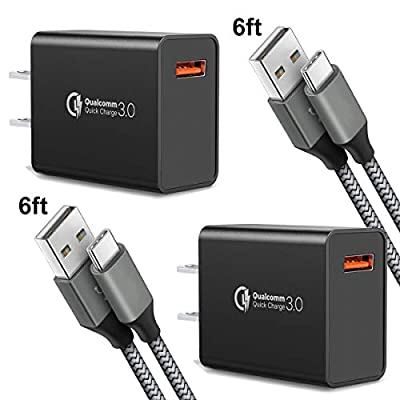 Quick Charge 3.0,USB Type-C Cable