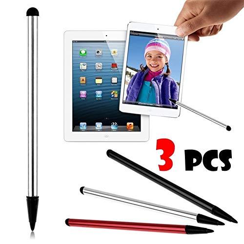 Ingeniously Universeller Stylus, Kapazitiver Stylus Stift-Dinines Feine Punkt-Stylus-Touchscreen-Stifte für iPhone/iPad/Samsung Tablet PC PC für alle kapazitiven Handys