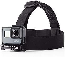 Amazon Basics Head Strap Camera Mount for GoPro