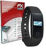 atFoliX Schutzfolie kompatibel mit Endubro ID107 HR Folie, ultraklare und Flexible FX Displayschutzfolie (3X)