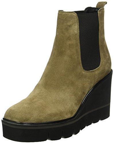 Kennel und Schmenger Schuhmanufaktur Damen Scout Chelsea Boots, Braun (Tundra 545), 37 EU