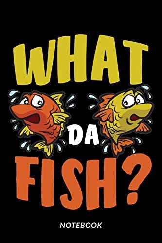 What Da Fish? - Notebook