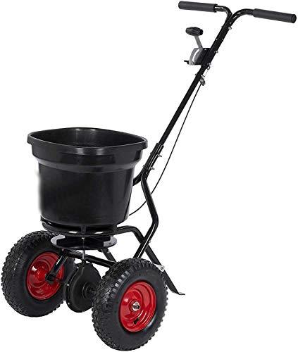 Los neumáticos de aire robustos y rotativos se aplican a los jardines,Black