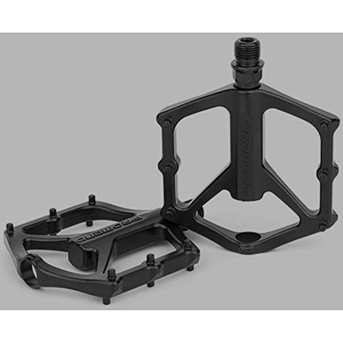 XYXZ Pedales de Plataforma de Bicicleta Adaptadores de Plata