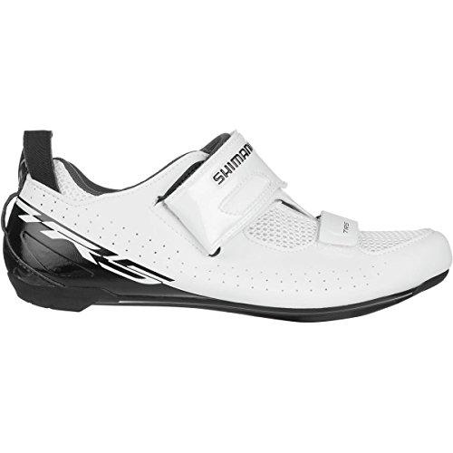 SHIMANO SH-TR5 Cycling Shoe - Men's White; 45