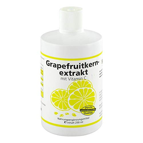 Sanitas Grapefruitkernextrakt, 250 ml Lösung