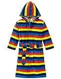 Photo de Schiesser Bademantel Robe De Chambre, Multicolore (Multicolor 1 904), 128 Garçon