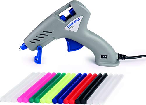 Dremel 930-18 Precision Glue Gun 930, 100-240 V (10 Glue Sticks, in Carton)
