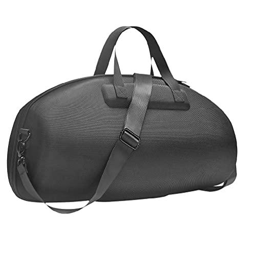 Hero-s - Bolsa de almacenamiento compatible con JBL BOOMBOX 2 - EVA Travel Carry Hard Case - Caja de cubierta para altavoz inalámbrico - Bolsa portátil para altavoces de audio