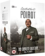 Agatha Christie: Poirot - 11 Series Collection - 24-DVD Box Set ( Agatha Christie's Poirot ) ( Poirot ) [ NON-USA FORMAT, PAL, Reg.2 Import - United Kingdom ] by David Suchet