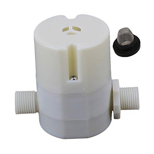 1/2 Automatisches Wasserspiegel Steuerventil Wasserturm Wasserbehälter Schwimmerventil