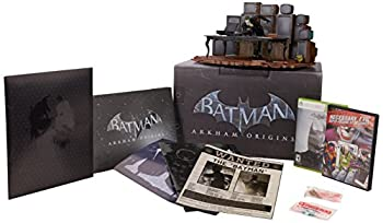 arkham origins collectors edition