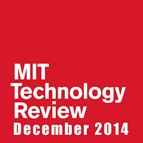 Audible Technology Review, December 2014 audiobook cover art