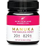 New Zealand Honey Co. Raw Manuka Honey UMF 20+ | MGO 829+, UMF Certified / 8.8oz
