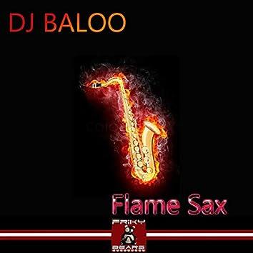 Flame Sax