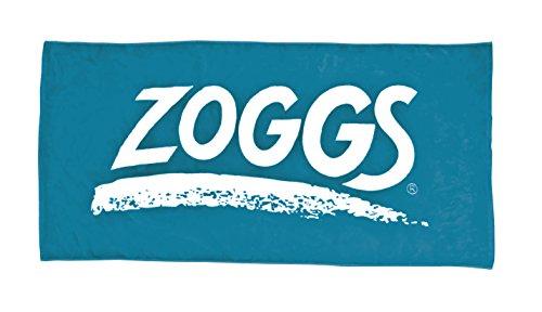 Zoggs Zwembad Handdoek, Blauw, 140 x 70 cm