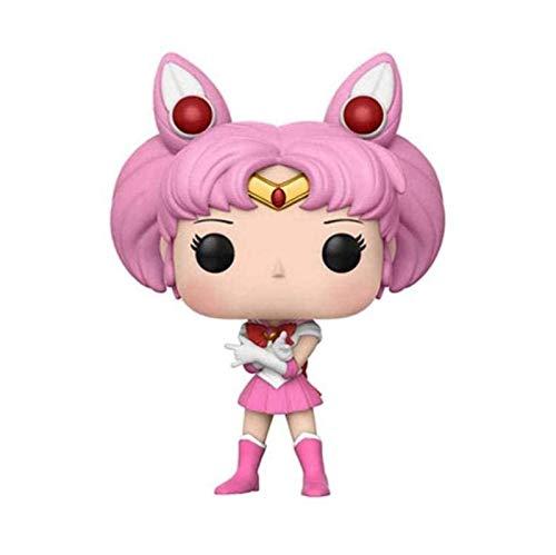 KYYT Pop! Animation: Sailor Moon-Sailor Chibi Moon Vinyl Bobblehead 3.9'' for Funko
